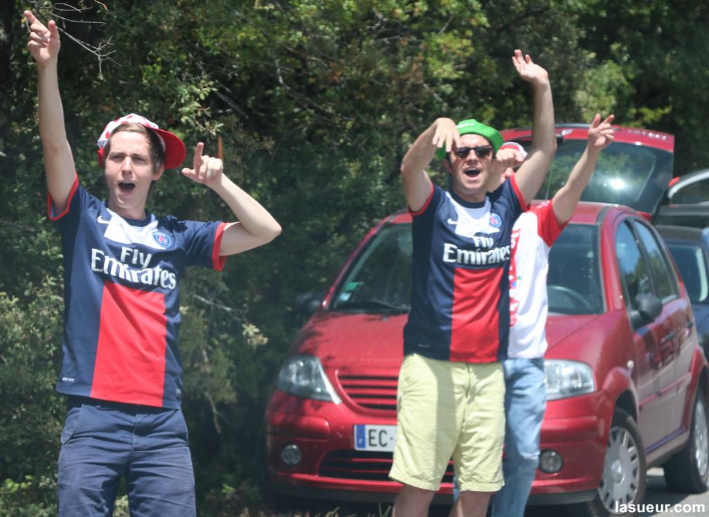 Tour de France - supporters