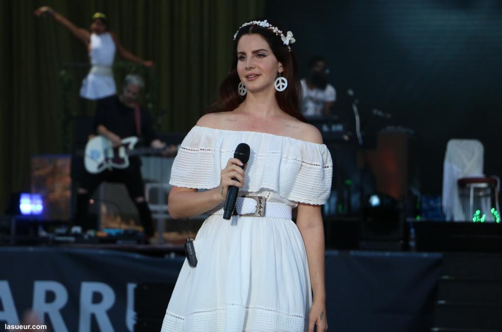 Vieilles Charrues 2016 - Lana Del Rey
