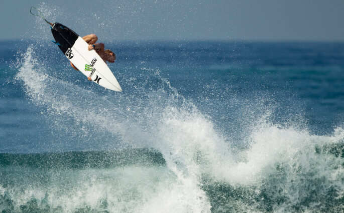 Le prodige du surf John John Florence en 5 vidéos