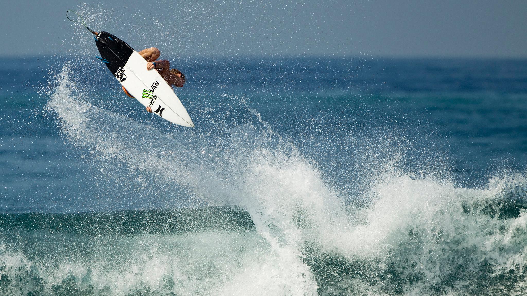 Surfer john john