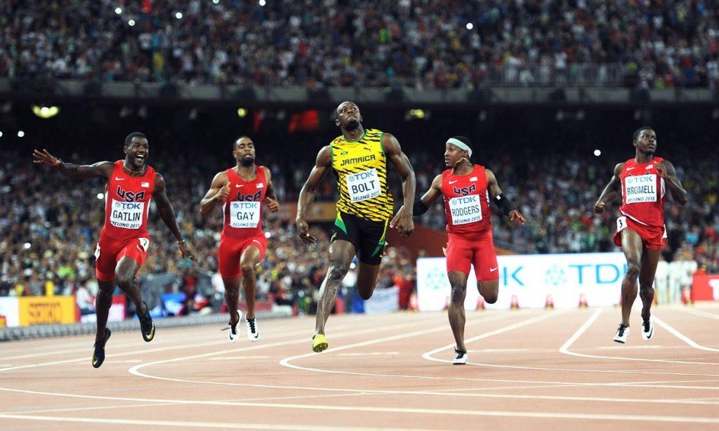 100m-Finale