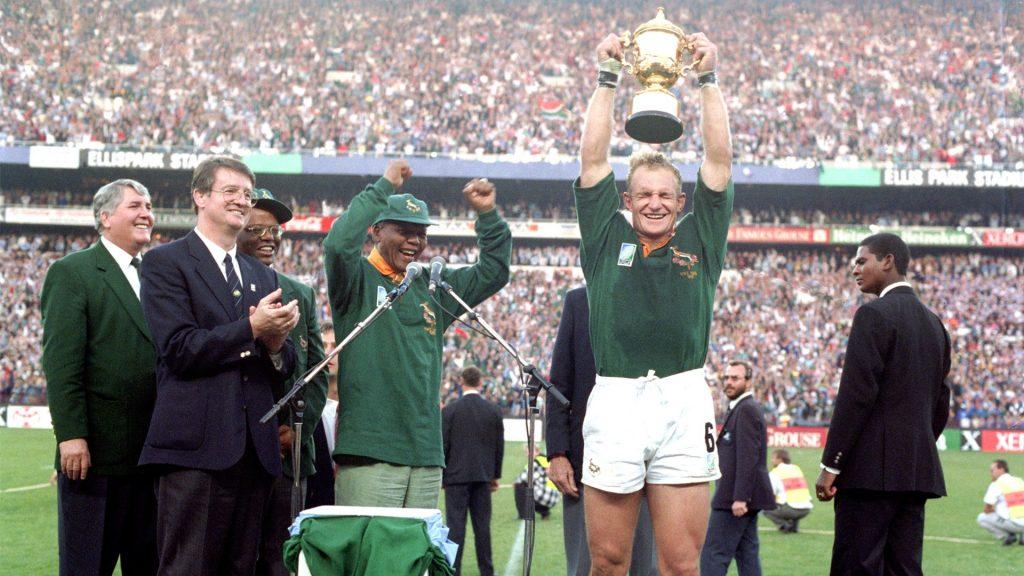 1995 - Le sacre des Springboks