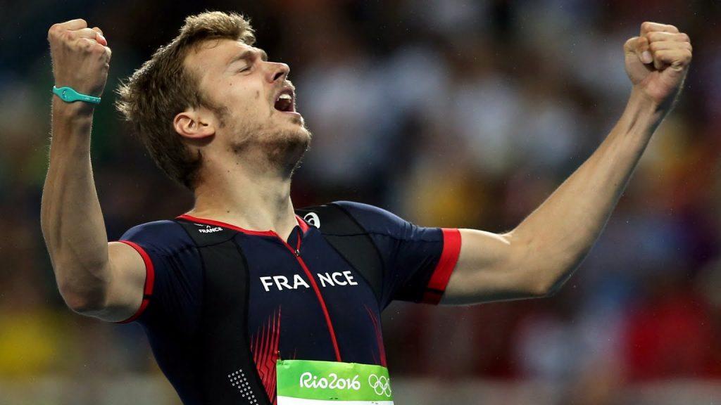 Christophe Lemaitre Rio 2016