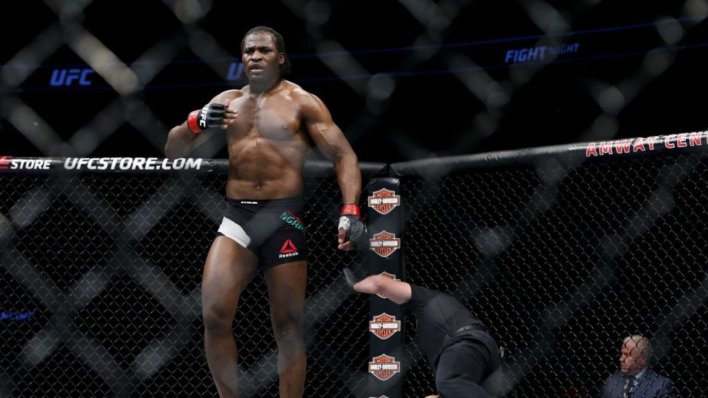 Francis N'Gannou, le Lion Intestable – Que la traque commence