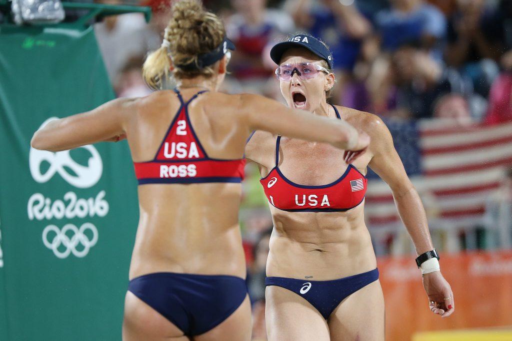 Kerri Walsh Jennings termine ses quatrièmes JO sur une médaille de Bronze