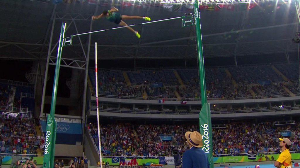 Lavillenie cède son titre olympique à un Thiago Braz Da Silva gigantesque