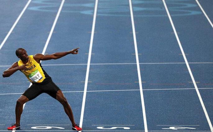 Légende parmi les légendes, Bolt rejoint Nurmi et Lewis
