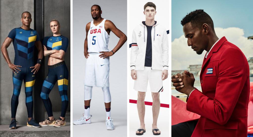 Les 7 plus belles tenues que porteront les athlètes aux JO