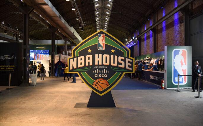 NBA House Rio