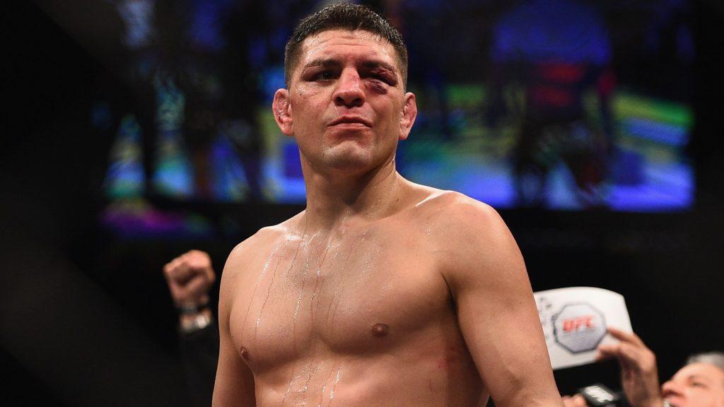 Nick Diaz s'est fait agresser à Las Vegas par quatre hommes, tant pis pour eux