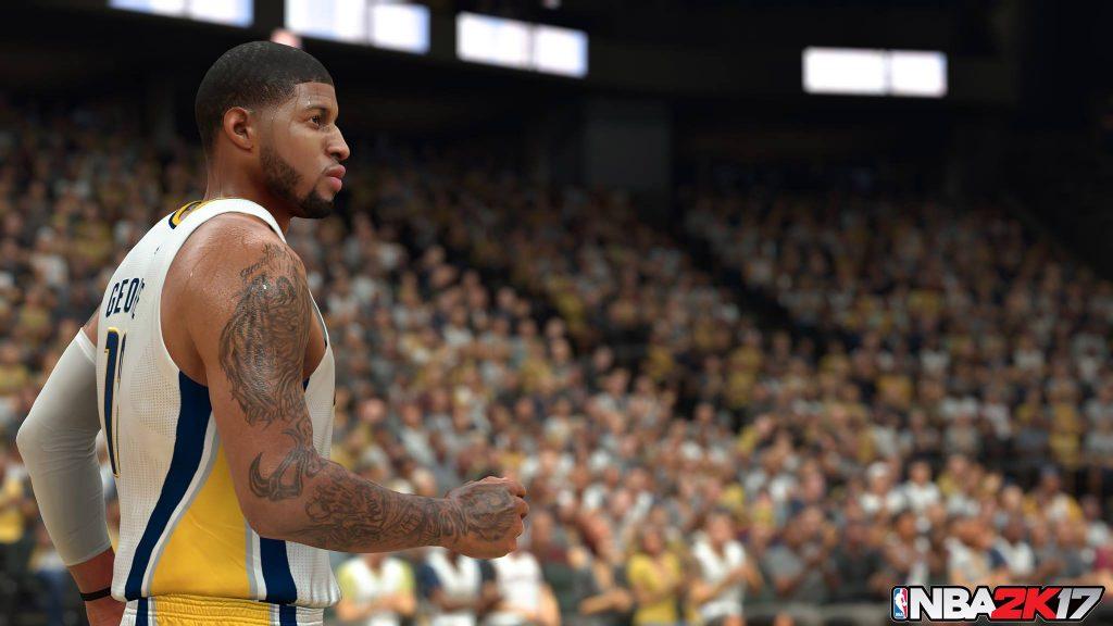 Preview complète NBA 2K17 & premières notes des joueurs