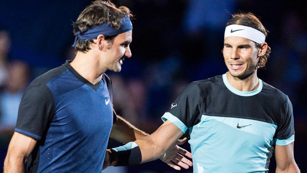 Rafael Nadal et Roger Federer joueront ensemble en double à la Laver Cup