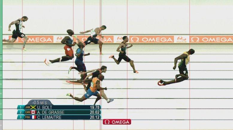 Rio 2016 – Christophe Lemaitre en bronze derrière un Bolt intouchable