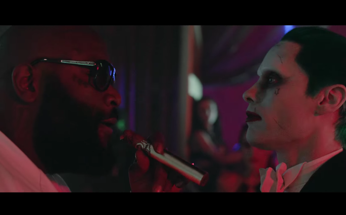 Skrillex & Rick Ross - Purple Lamborghini Jared Leto
