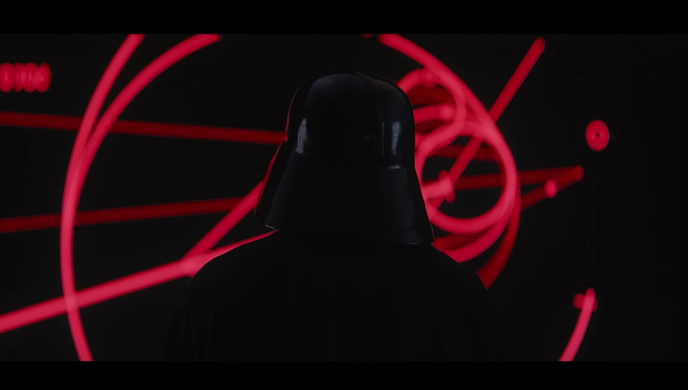 Star Wars Rogue One s'offre un nouveau trailer avec Dark Vador