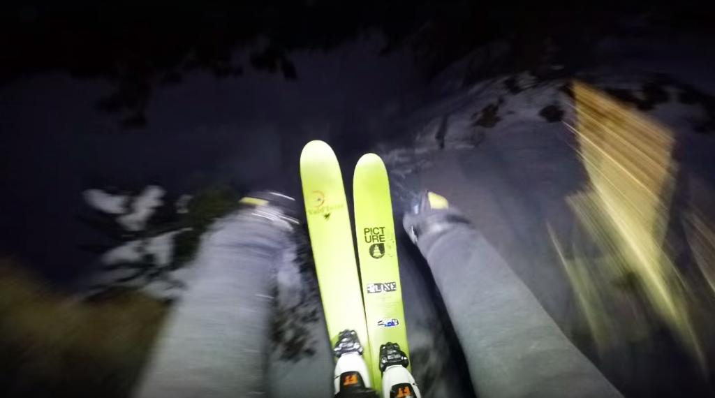 Léo Taillefer-ski