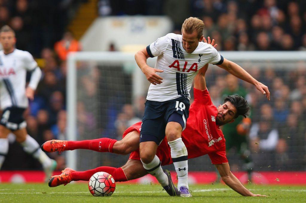 Tottenham vs. Liverpool 27:08:2016