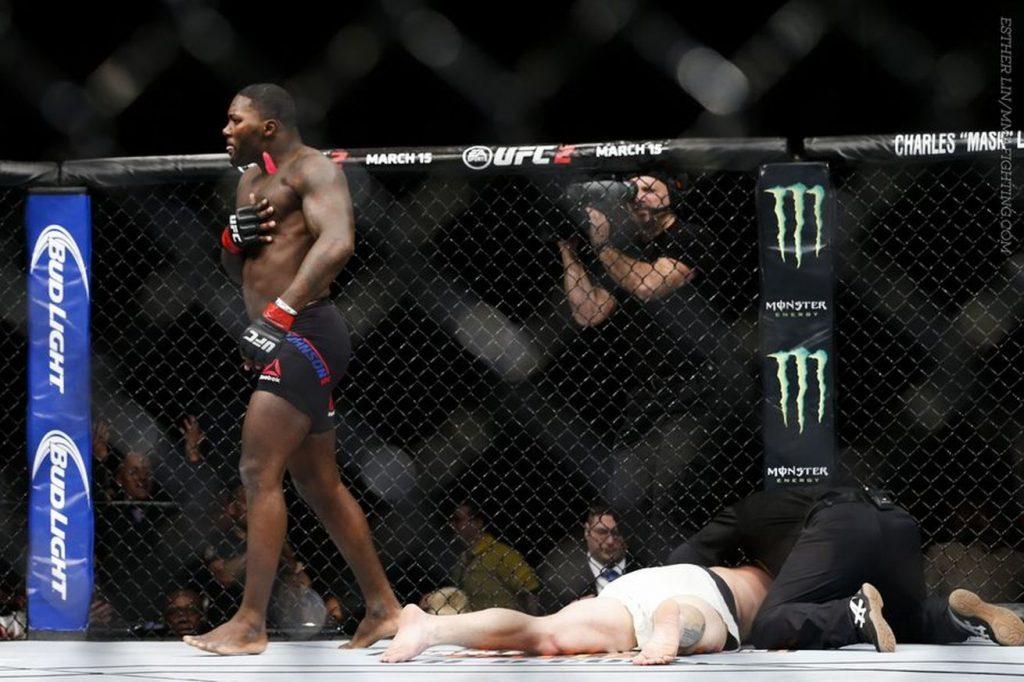 UFC 202 - Anthony Johnson revient contre Glover Teixeira: opération déforestation