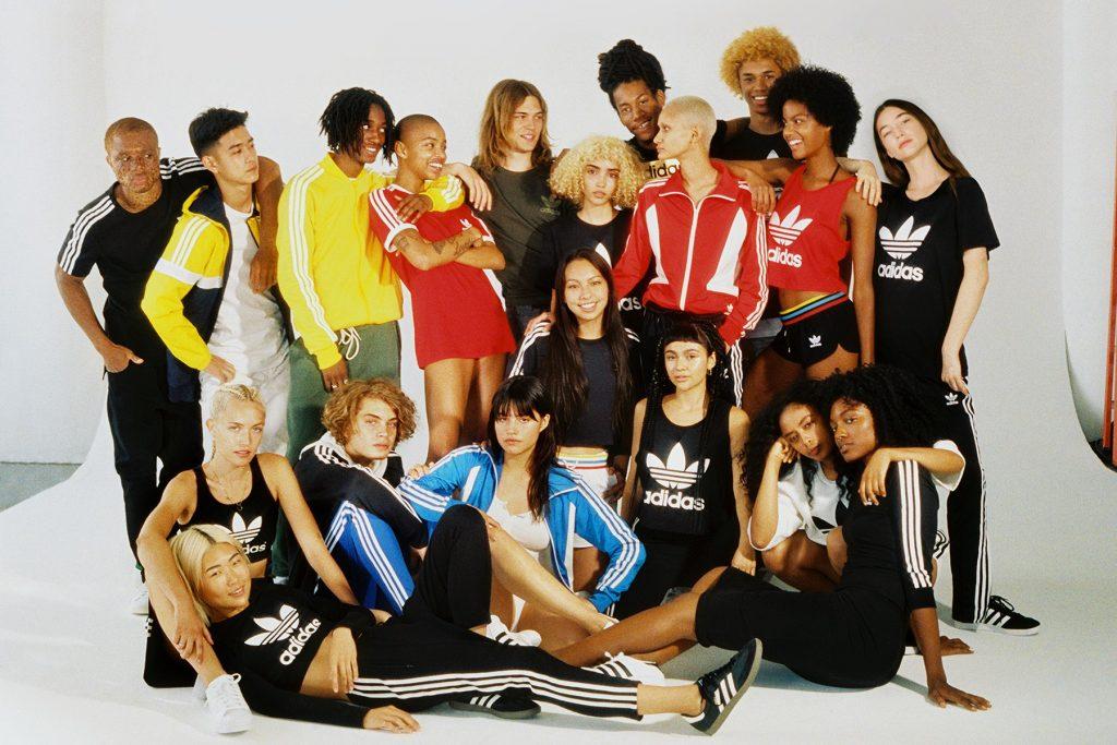 Adidas Originals X Urban Outfitters - une nouvelle collection baptisé We The Future