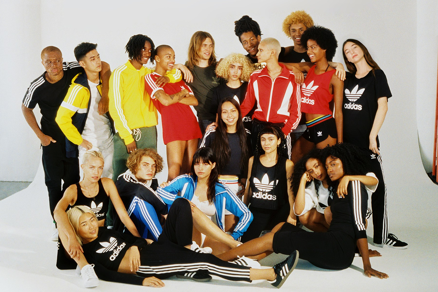 Adidas Originals X Urban Outfitters - une nouvelle collection baptisé We The Future