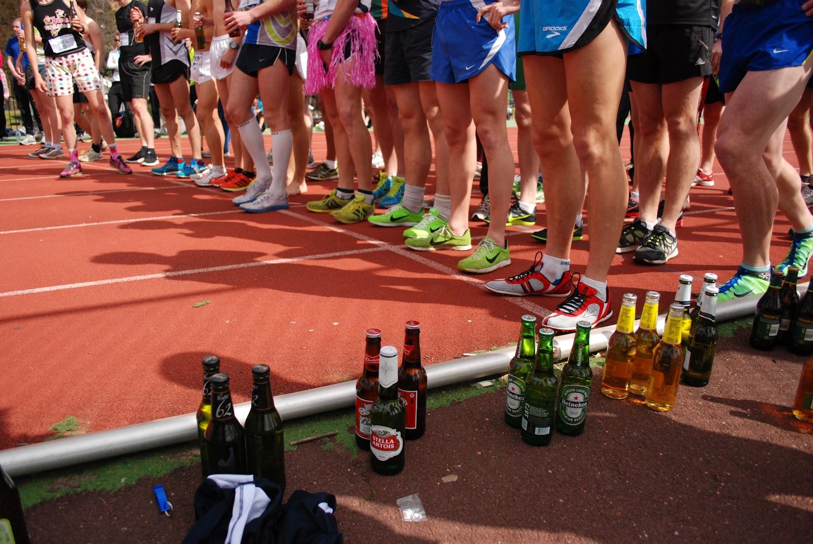 bière - running
