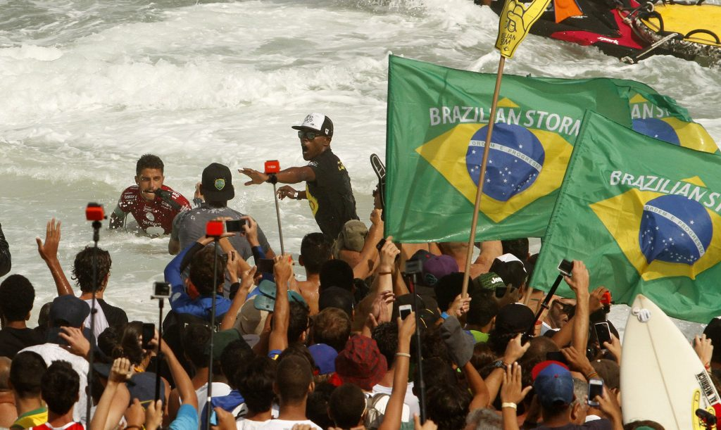 surf brésil - Medina - Toledo - De Souza