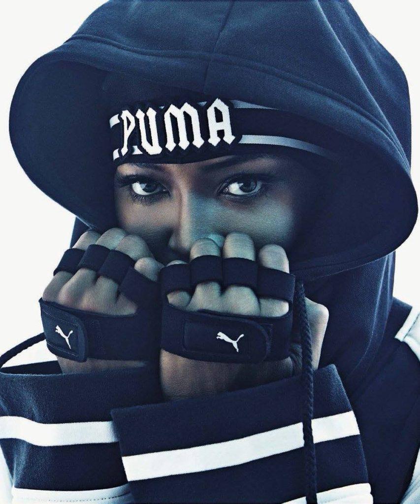 naomi Campbell - Puma 1