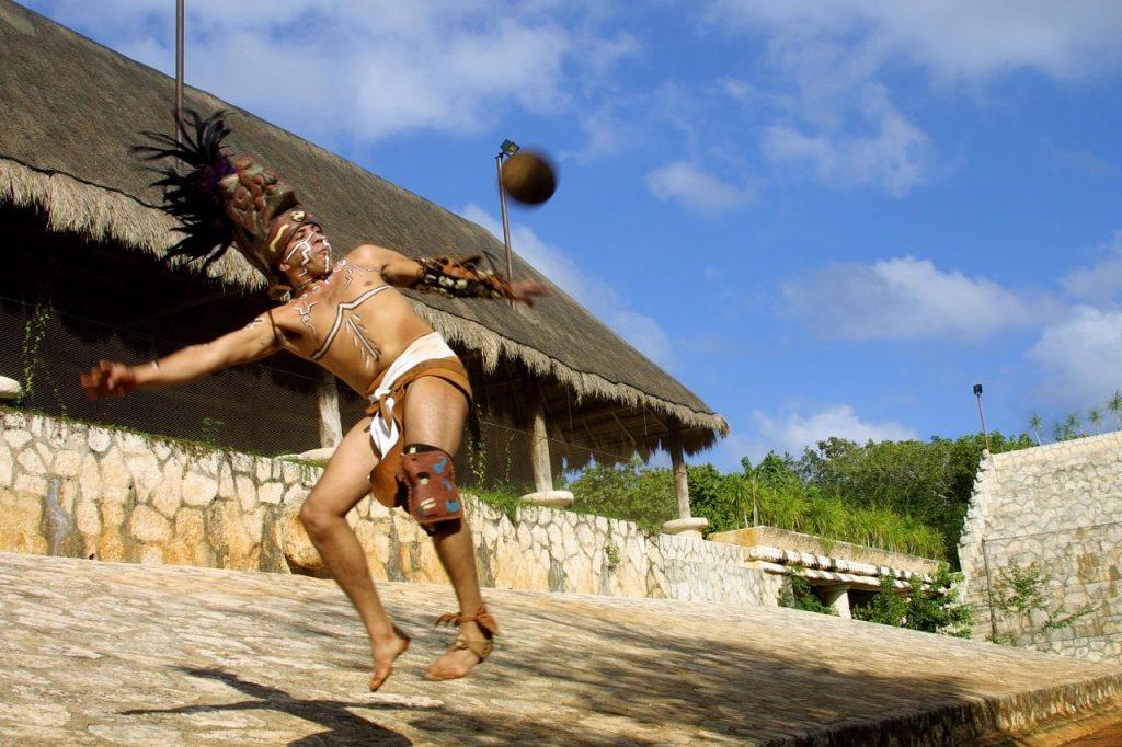 pelote maya