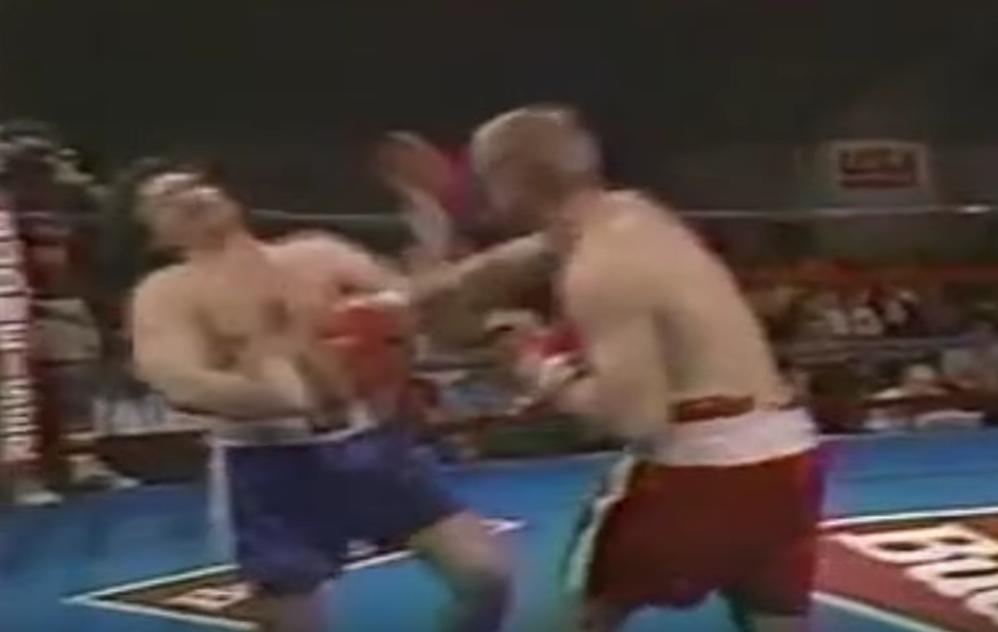Brian Sutherland - Les pires débuts professionnels de l'histoire de la boxe