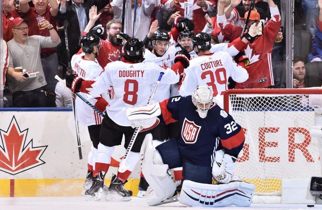 Canada Team USA