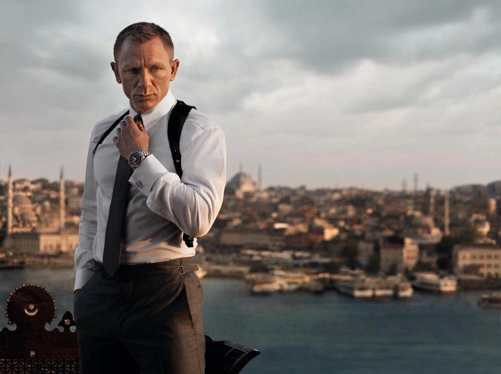 Daniel Craig, James Bond - 150 millions de dollars