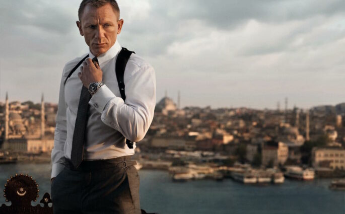 Daniel Craig, James Bond - 150 millions de dollars