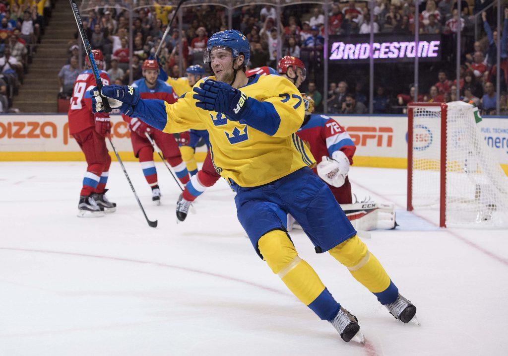 Suede - Russie -Coupe-Du -Monde