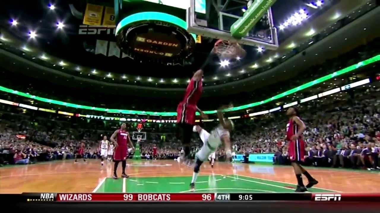 Le Jour où LeBron James envoya Jason Terry dans l'au-delà