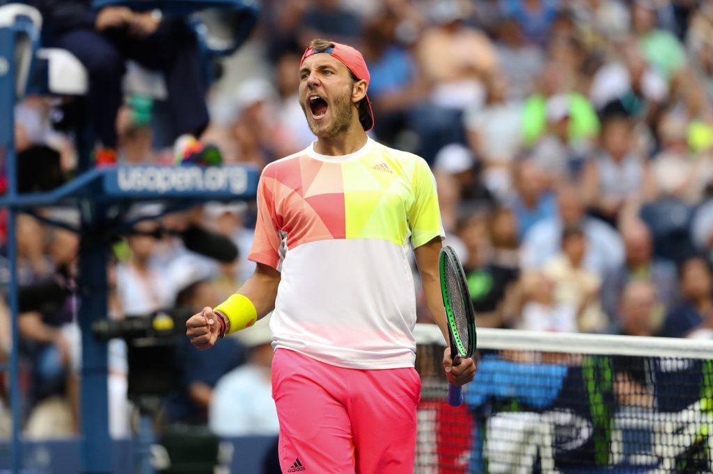 Lucas Pouille - Rafael Nadal US OPEN 2016