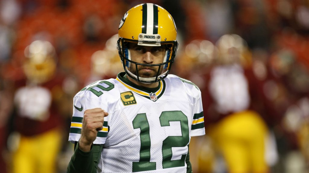 Preview de la saison 2016-2017 - Green Bay Packers - Aaron Rodgers