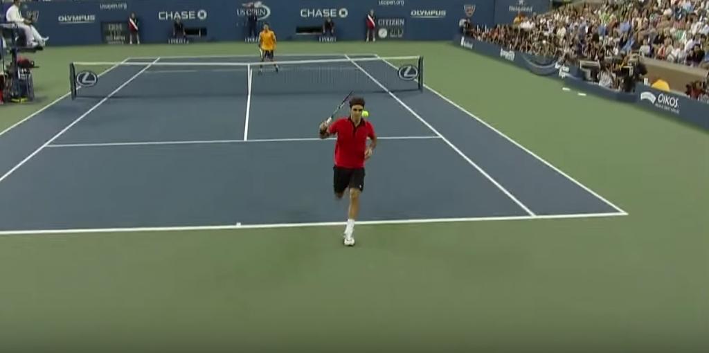 Quand Roger Federer réalisait le coup du siècle face à Djokovic