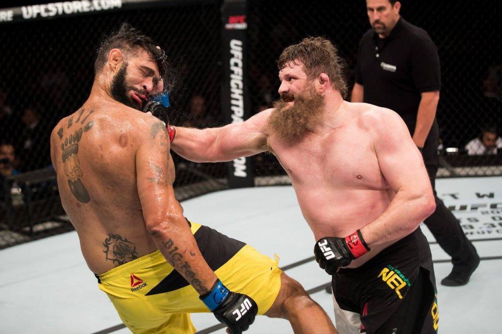 UFC Brasilia – Roy Nelson met Antonio Silva KO puis passe ses nerfs sur l'arbitre