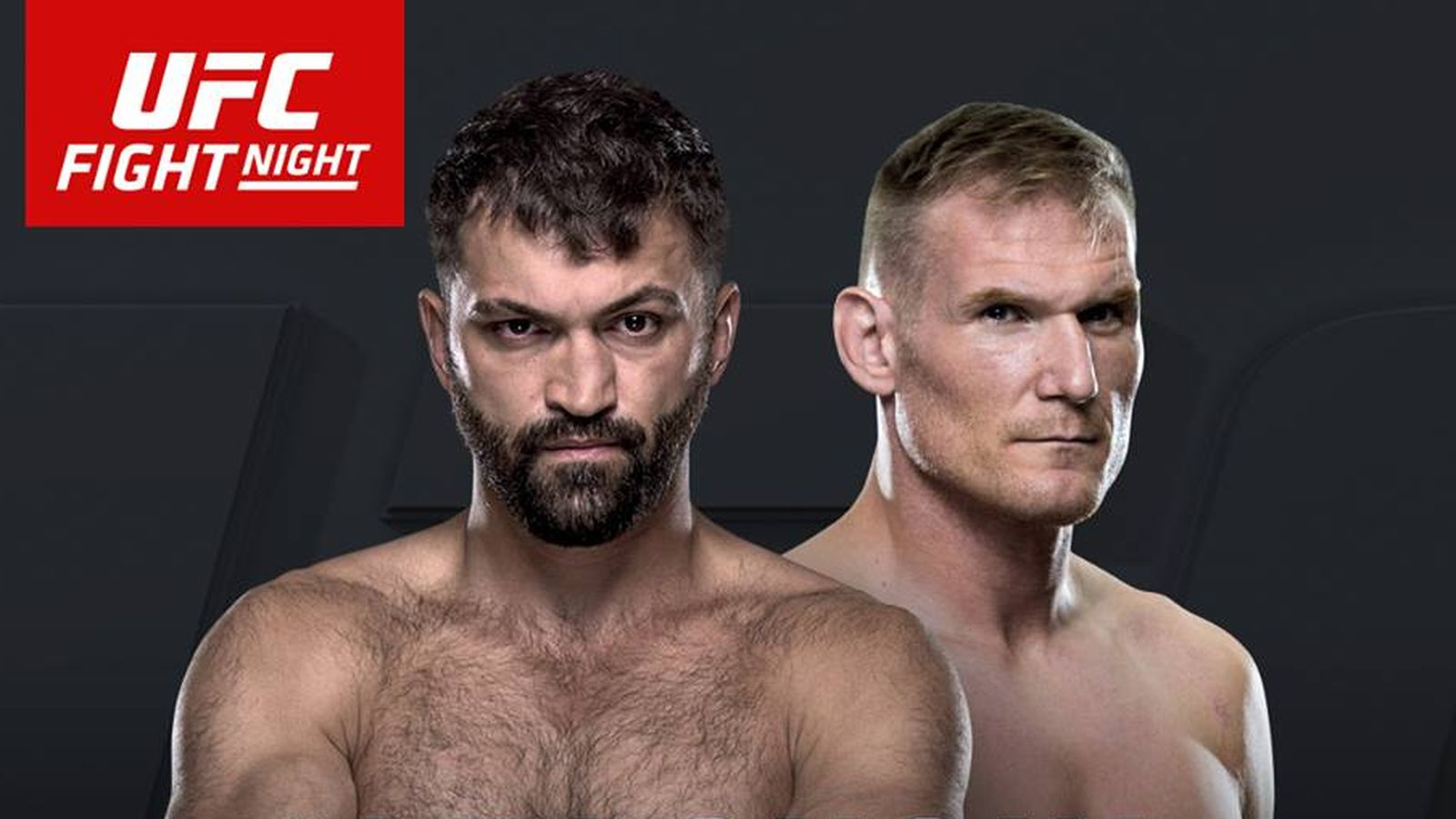 UFC Hamburg - Andrei Arlovski vs. Josh Barnett