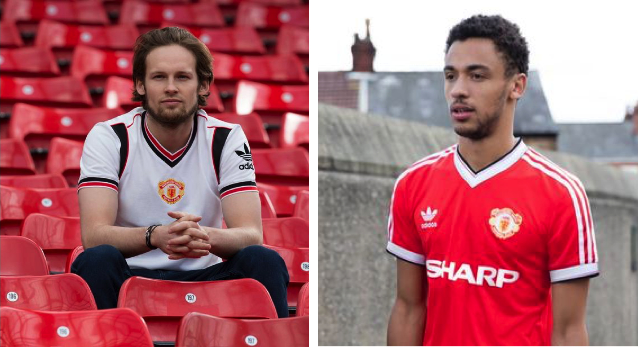 adidas Originals sort une collection spéciale Manchester United
