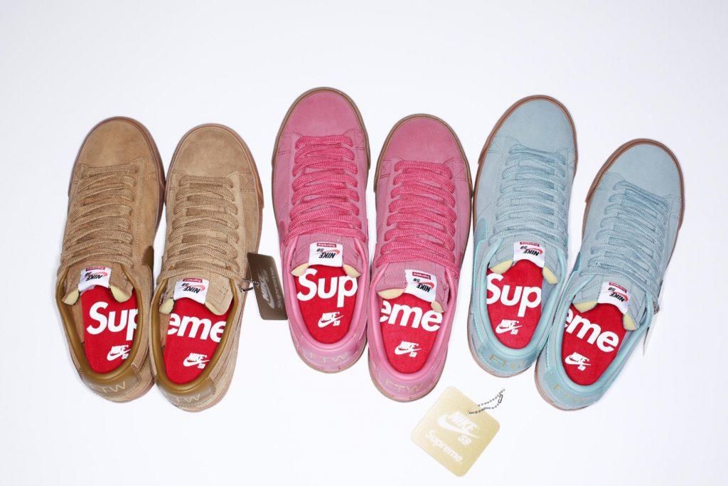 Supreme-Nike SB-1