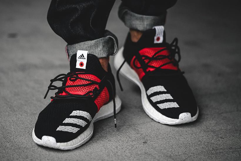 the Livestock x adidas Collaboration