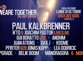 """2 places à gagner pour WeAre Together! - """"The Last Episode"""""""