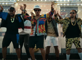 Bruno Mars de retour avec le futur hit 24K Magic