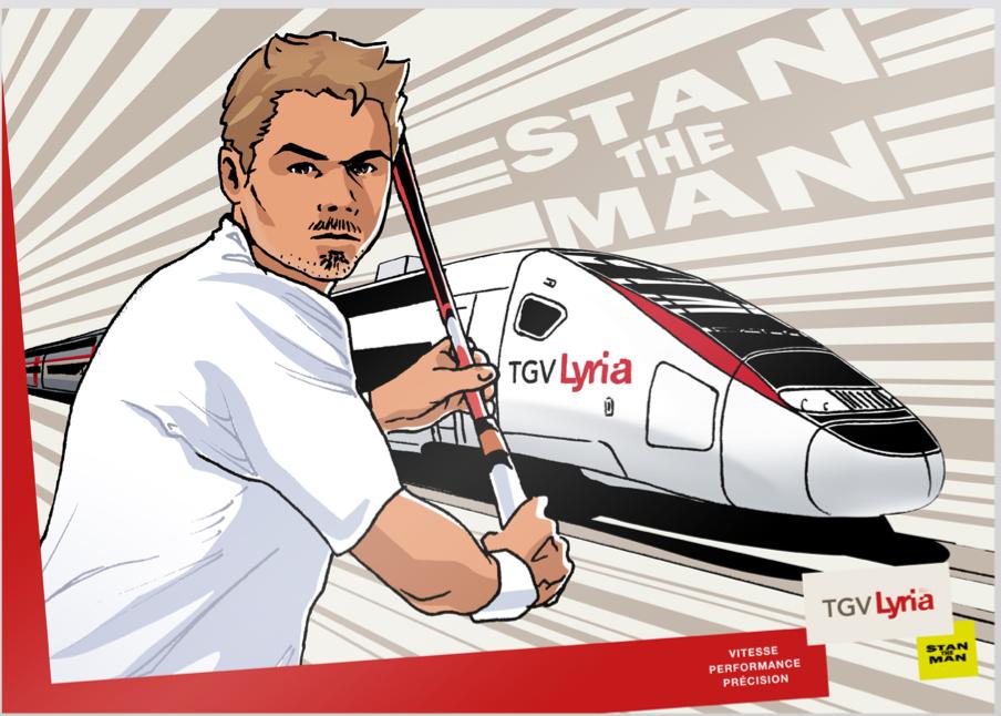 Concours TGV Lyria – 1 A/R pour deux personnes pour la Suisse, en 1ère classe à gagner