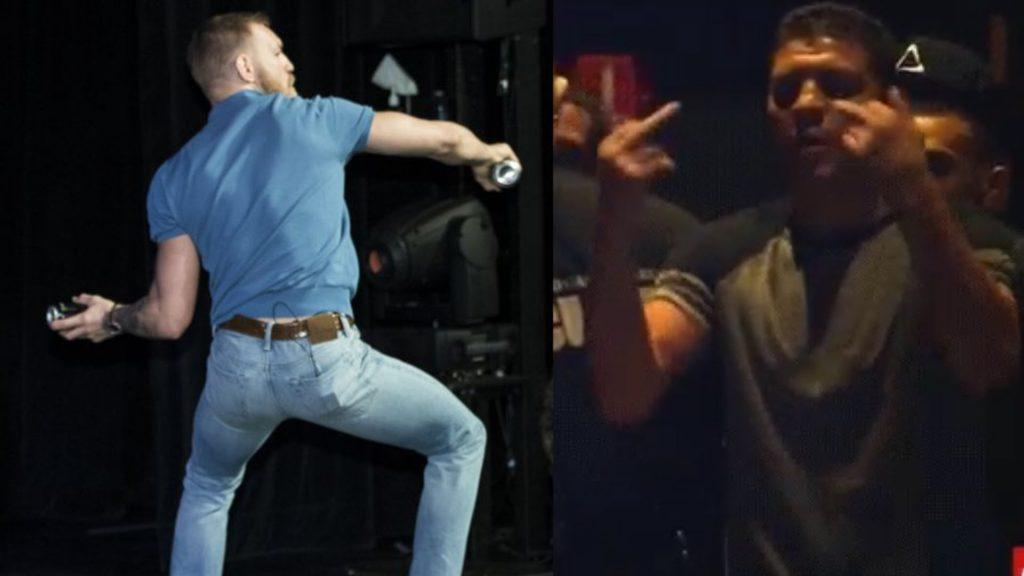Conor McGregor se mange 150 000$ d'amende pour la conférence de l'UFC 202