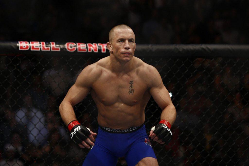 George St-Pierre et l'énorme bordel avec l'UFC