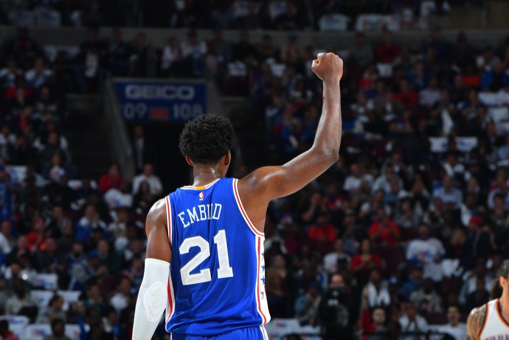 Joel Embiid – les fruits d'une attente interminable