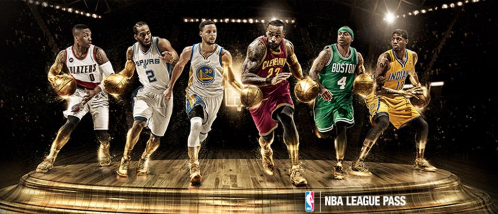 Le NBA League Pass fait peau neuve pour la saison 2016/2017