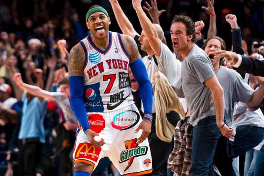 Le bordel ambiant autour de la publicité sur les maillots NBA